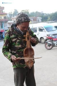 62. Sarangi - Folk Nepalese string instrument