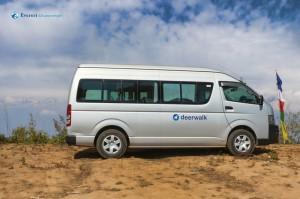 11. DW Van