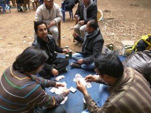 11. Playing cards is a real fun!!