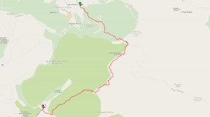 38. Hiking Map