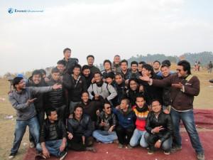 25. Boys team