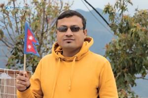 35. My Nepal my pride