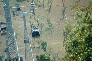 10. Cable car