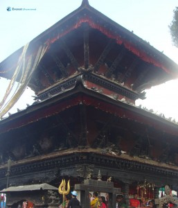 5. Manakamana temple