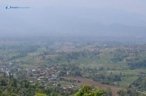 51. Kathmandu under the fog