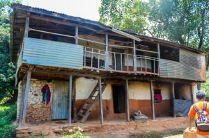 18. A village house