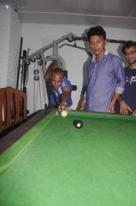 10. Pool