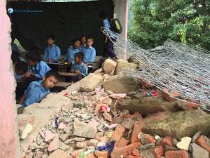 11. Education among the Debris