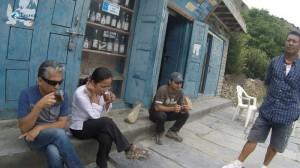 31. Street tea