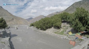 33. Jomsom bridge