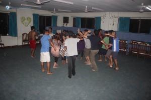 43. Dance Off