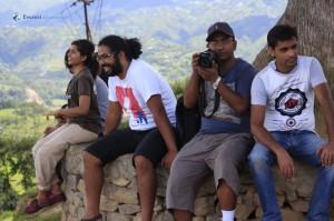 43. Eternal photographer Sunil