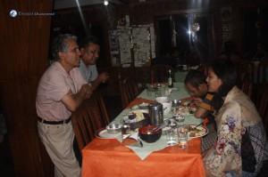 47. Dinner Debate