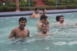 8. Pool Partay