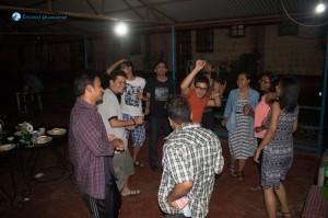 16. Dance till the world ends