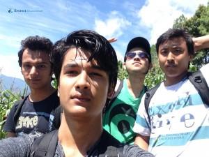 26. Boys selfie