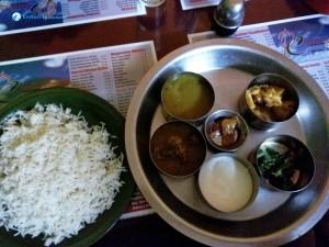 31. Nepali food