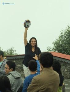 31. Winner Rachana didi