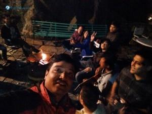 42. Campfire!!