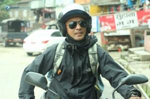 6. Riding Solo