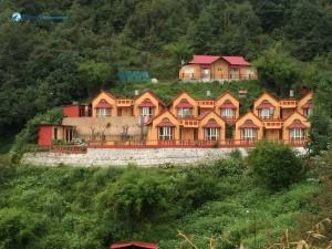 8. Beautiful Huts