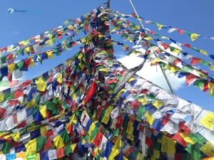 8. Prayer flag
