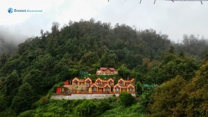 17. Spectacular view amidst the hills