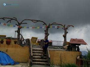 33. Tichku dai brings the thunder