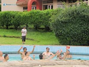 7. Balling the pool