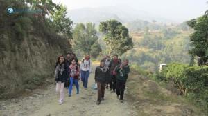 2. Hike to Bihar