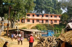 25. High school in Kewalpur