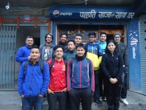 1. Hike Gang