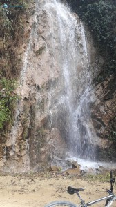 13. Waterfall