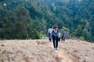 4. Steep Uphill