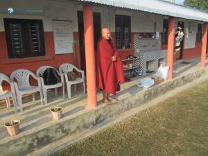 29. Bhante ji preaches