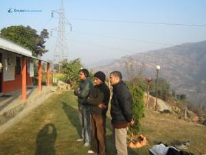 30. The Three Vipassana students