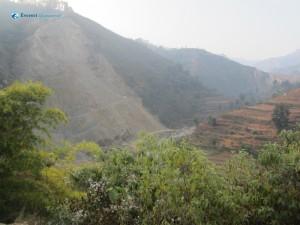 4. Land Slide