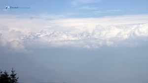 41. Blanket of cloud(s)