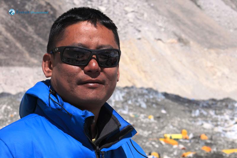 6. Trekker Pramod