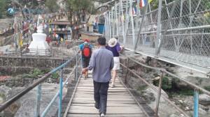 36. We chose the Old Bridge