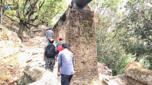 7. Uphill climb starts