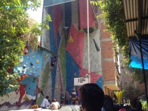 1. The Astrek Wall Climb