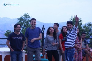 14. ACP Pratyuman with the camera.