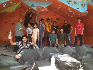 17. The Team