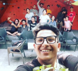 18. The last Selfie