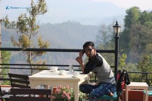 48. Hem enjoying nature