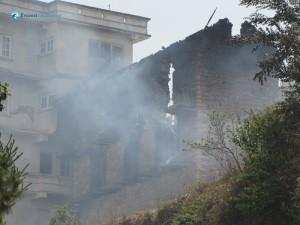7. Burnt House