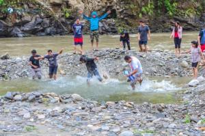 14. Water Marathon