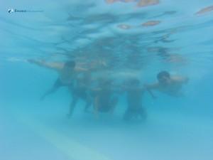 20. Underwater Wefie