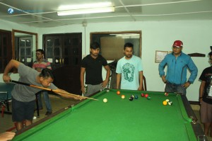 21. Game Of Billiards